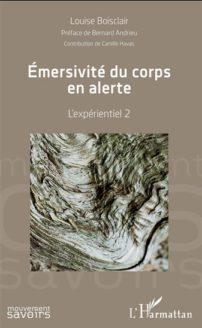 """Chapitre pour """"L'émersivité du corps en alerte"""""""